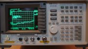 HP 8593E Spectrum Analyzer Spektrumanalysator