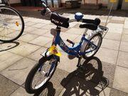 Puky Fahrrad 16zoll inkl Stützräder