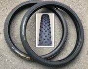 Zwei Continental MTB-Reifen