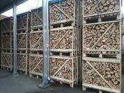 Brennholz Kaminholz Buche trocken und