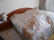 komplettes Schlafzimmer - auch Einzelteile -