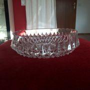 Desert-Teller Kristallglas