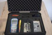 Kombimessgerät ROM Geobiologie Multimeter Netzabkoppler