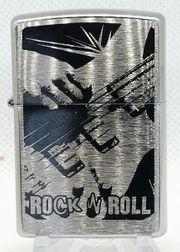Original Zippo Rock n Roll