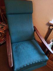 Trendiger Sessel im Danish Design