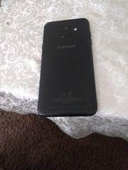 Samsung A6 schwarz top Zustand
