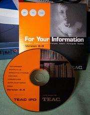 TEAC externes Floppy Disk Laufwerk