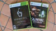 Resident Evil und Silent hill