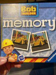 memory Bob der Baumeister