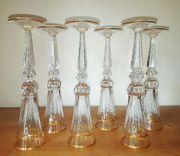 6 Saint Louis Champagnerflöten Excellence