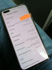Handy Huawei p40Pro