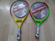 Jugend Tennisschläger her zugeben
