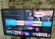 LED Smart TV 4K inkl