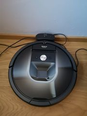 Staubsaugerroboter iRobot Roomba 980 gebraucht