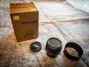 Nikon Nikkor 50mm 1 8
