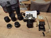 Minolta XD-7 Kamera