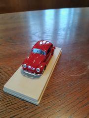 VW Volkswagen Modellauto rot