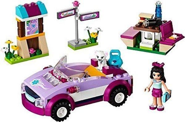 LEGO Friends 41013 - Emmas Sportwagen