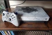 XBOX one X Metal Gear