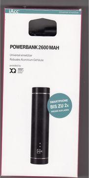 Powerbank 2600MAH Telecom NEU