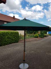 Sonnenschirm Marktschirm sehr robust mit