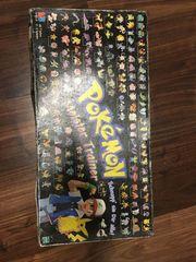 Rarität Brettspiel Pokemon Meistertrainer Wertanlage