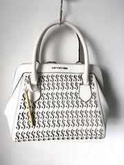 Cromia Handtasche Weiß