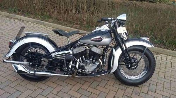 Suche Harley Davidson Teile vor
