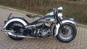 Suche Teile von alten Harleys