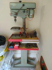 IXION BT 13 AEG Standbohrmaschine