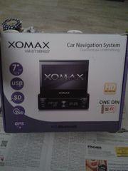 Autoradio XOMAX mit Navi Funktion
