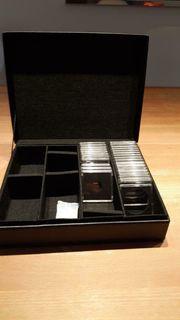 Leuchtturm Münz Schatulle Box Kiste