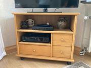 Fernsehschrank Farbe Buche