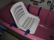 Badewannensitz Badestuhl Duschsitz