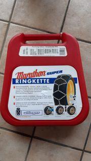 Schneeketten Ringkette Marathon originalverpackt - Reifengröße