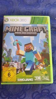 Minecraft--für die XBOX 360