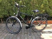 E-Bike Pedelek Elektrofahrrad 28-Zoll City Rad