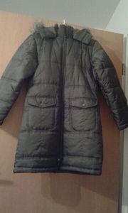 Kinder Winter Jacke-Parka