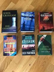 Romane von John Grisham