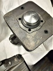 Simson DDR S50 Zylinder