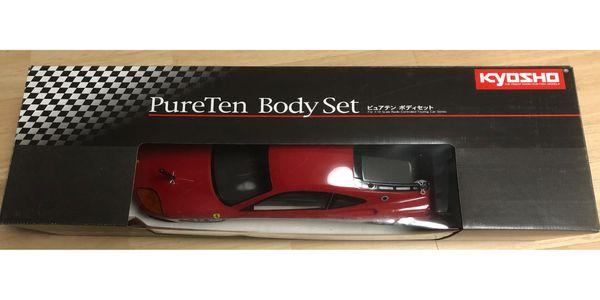RC Ferrari Kyosho Pure Ten