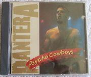 CD - Pantera - Psycho Cowboys