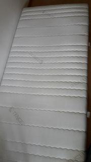 Matratze H5 1000 Federn 7-Zonen