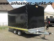 PKW Profi- Anhänger 4 m
