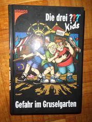 Buch Roman Die drei Kids