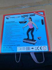 Vibrationsplatte Christopeit Vibro 3000 Vibrationstrainer