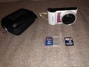 Digitalkamera Samsung WB200F mit 18fach