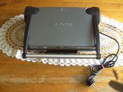 Tischgriller-Toaster-Kontaktgrill-Plattengriller