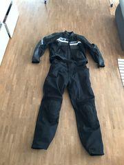Motorrad Leder- Textilkombi IXS