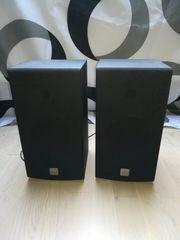 SHARP Lautsprecherboxen CP-S361 H schwarz -